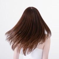 松江市美容室ヘアサロンのビセンス縮毛矯正