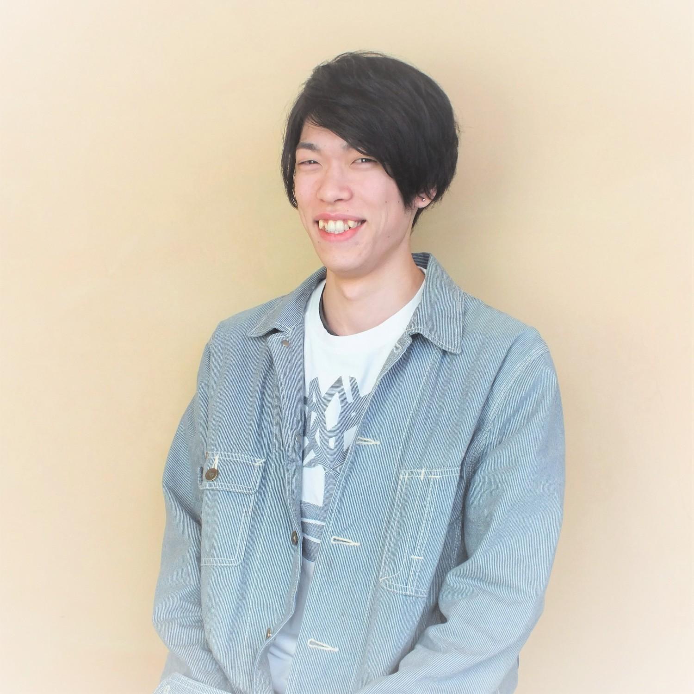 松江市美容室ヘアサロンのビセンス スタッフ遠藤竜