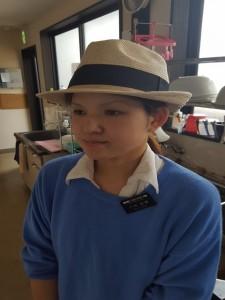 松江市美容室ヘアサロンのビセンス スタッフ 小田
